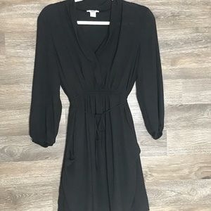 bar111 little black dress with pockets size small